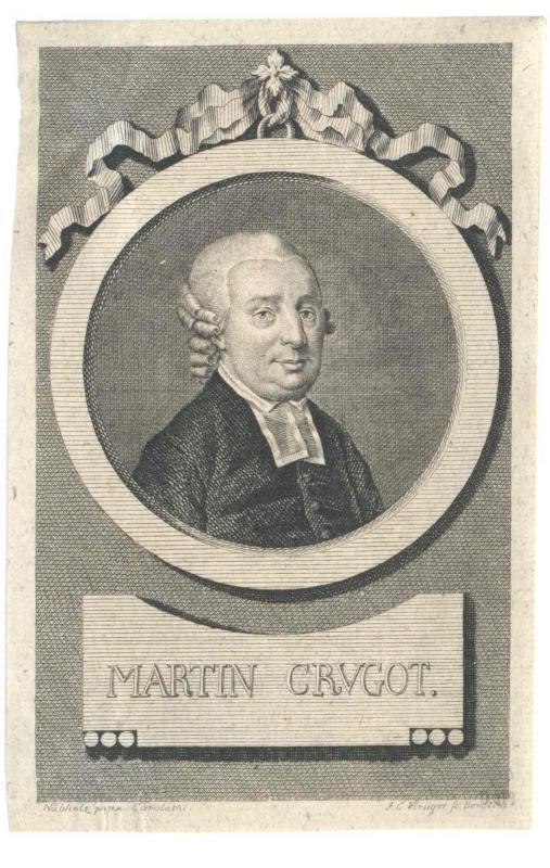 Crugot, Martin