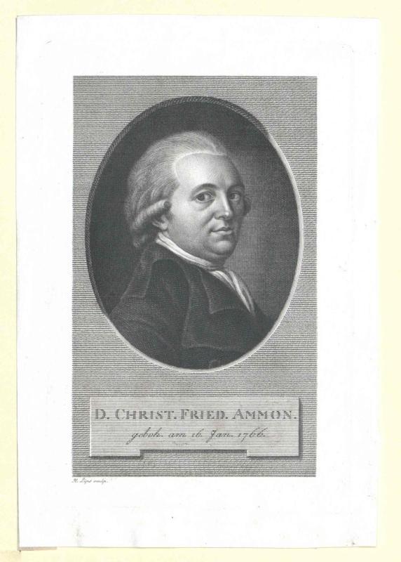 Ammon, Christoph Friedrich von
