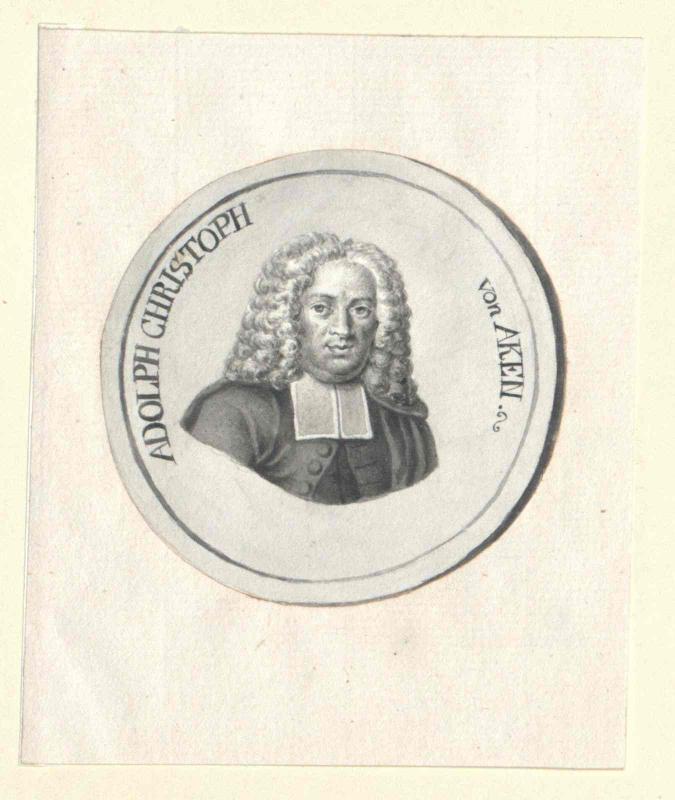 Aken, Adolf Christoph von