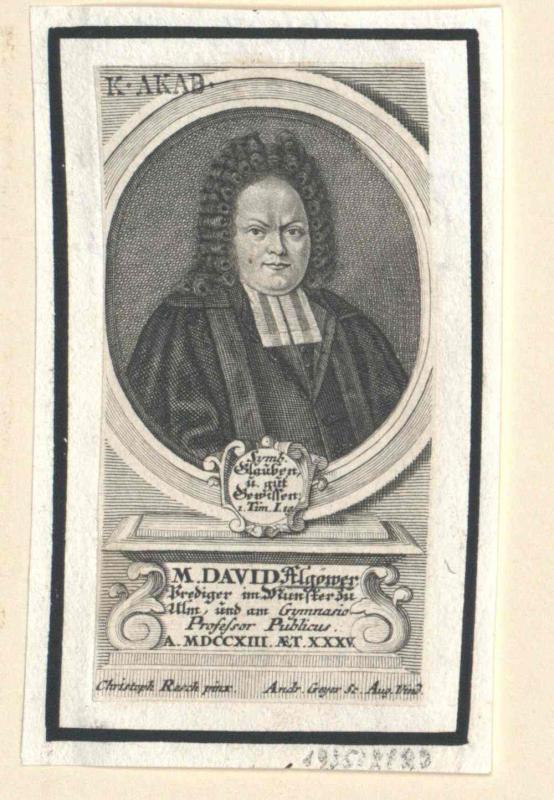 Algöwer, David