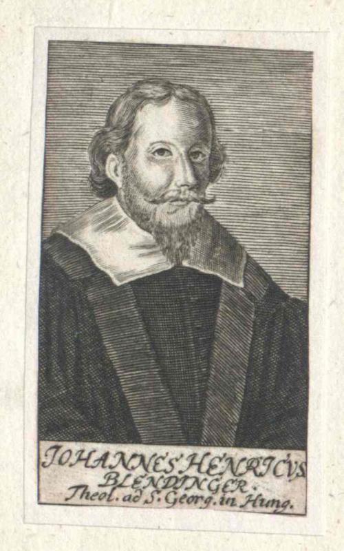 Blendinger, Johann Heinrich