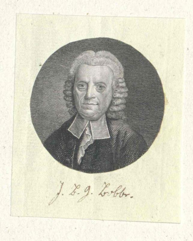 Bobbe, Johann Benjamin Gottlieb