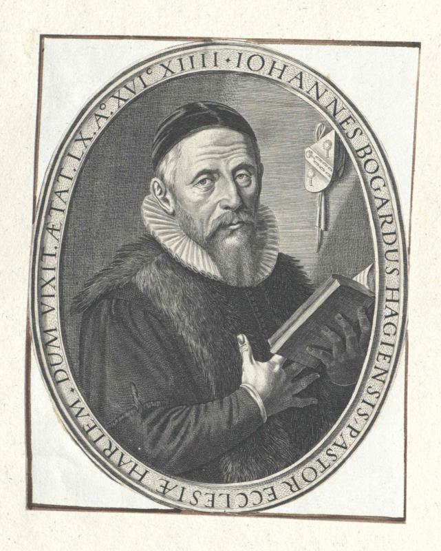 Bogard, Johannes