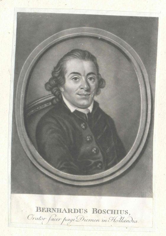 Bosch, Bernhard
