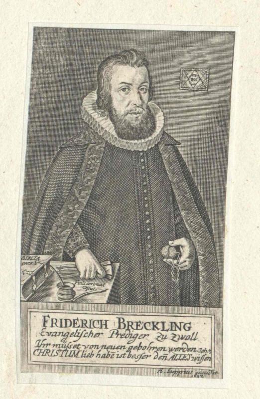 Breckling, Friedrich