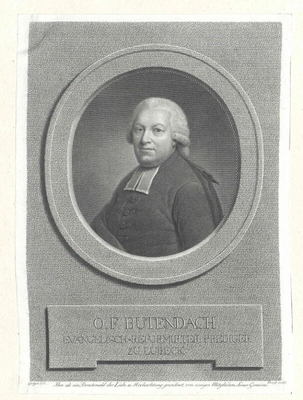 Butendach, Otto Friedrich