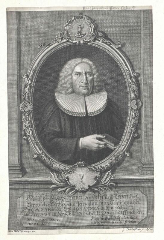 Caesar, Johann Augustus