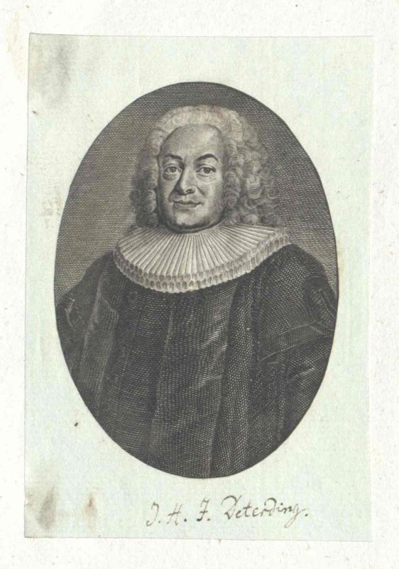 Deterding, Johann Hermann Friedrich