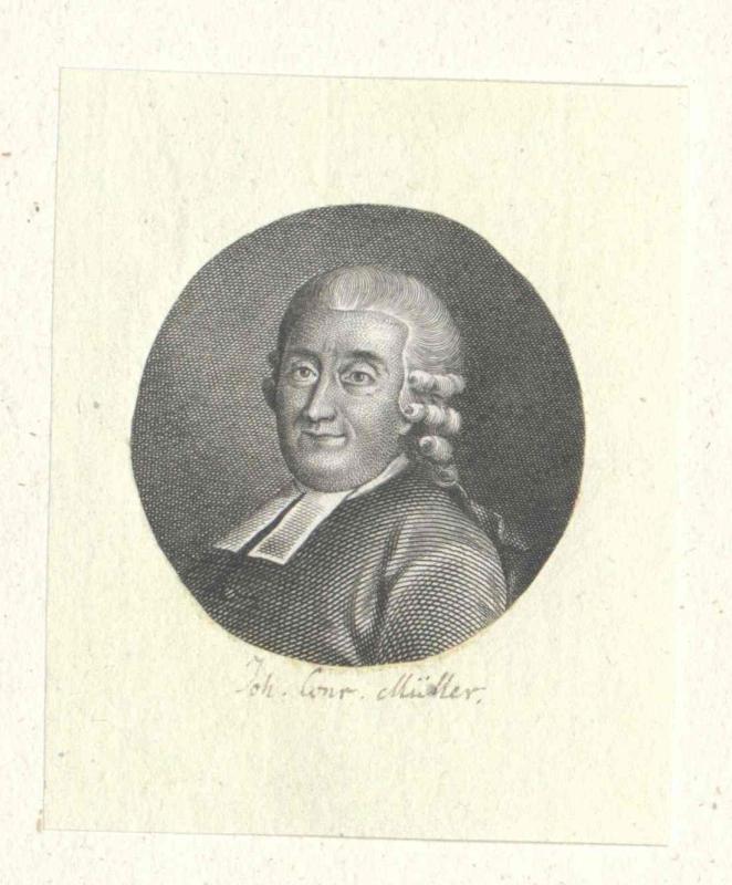 Müller, Johann Cornelius