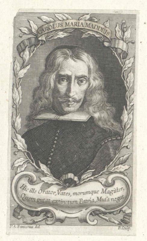 Maddius, Karl Maria