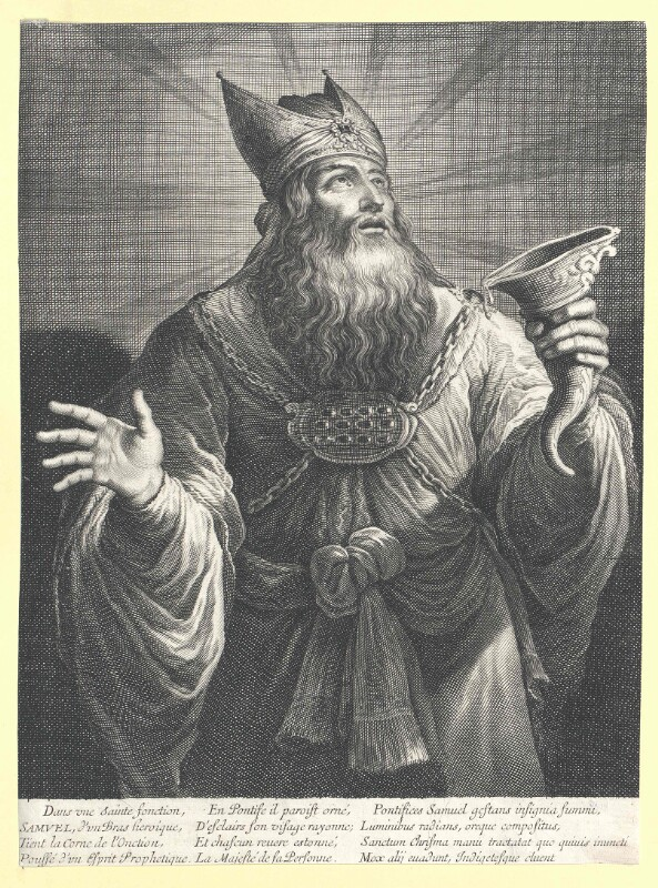 Aaron, Prophet