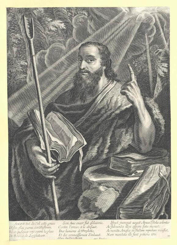 Amos, Prophet