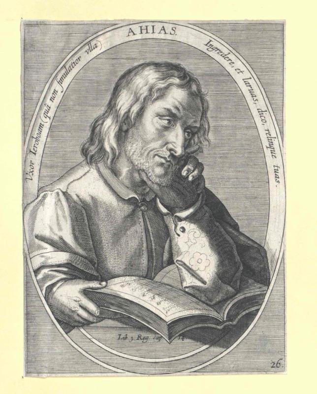 Ahias, Prophet