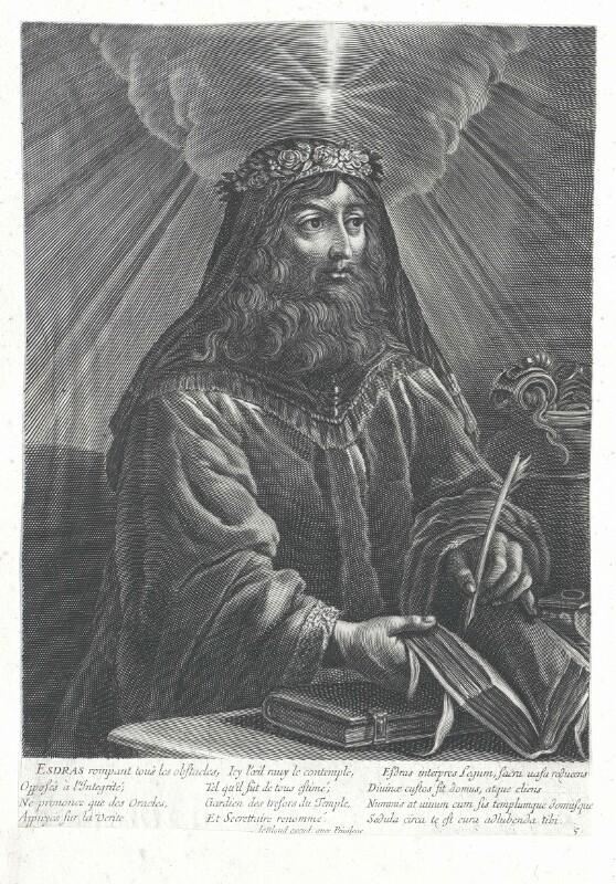 Esra, Prophet