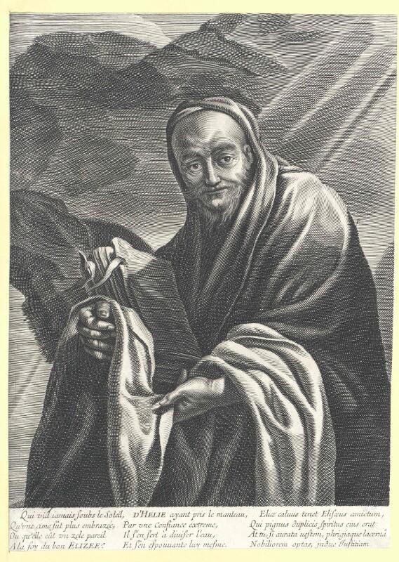 Elisäus, Prophet