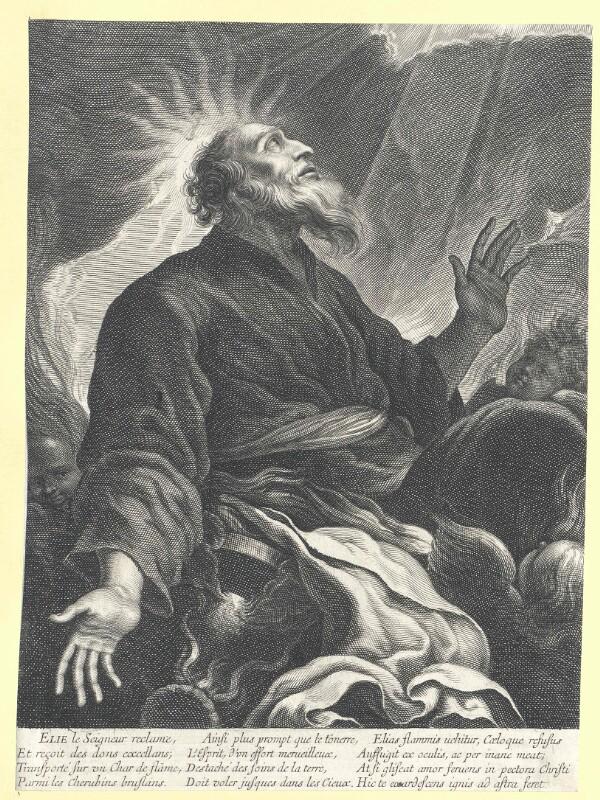 Elias, Prophet