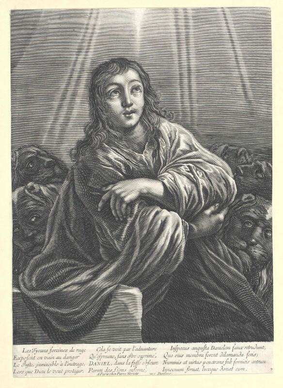 Daniel, Prophet