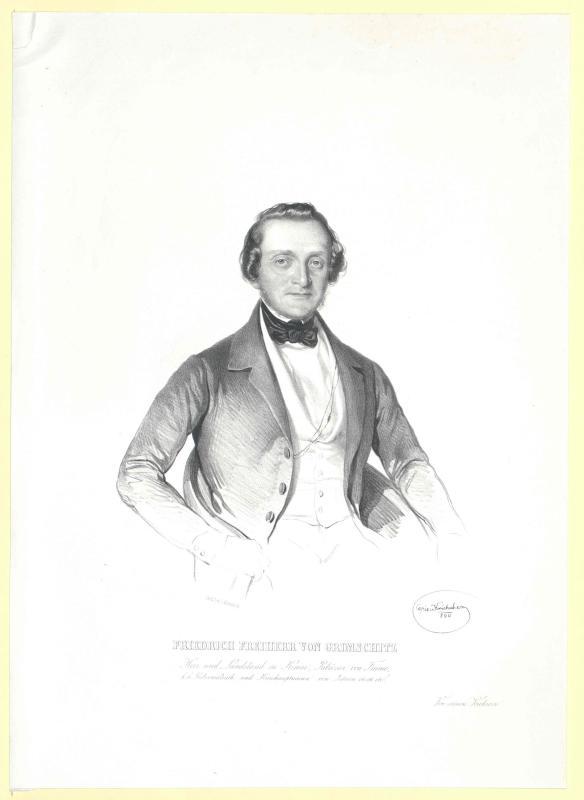 Grimschitz, Friedrich Freiherr von