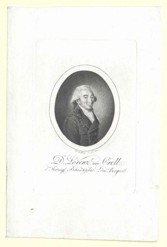 Crell, Lorenz Florenz Friedrich von