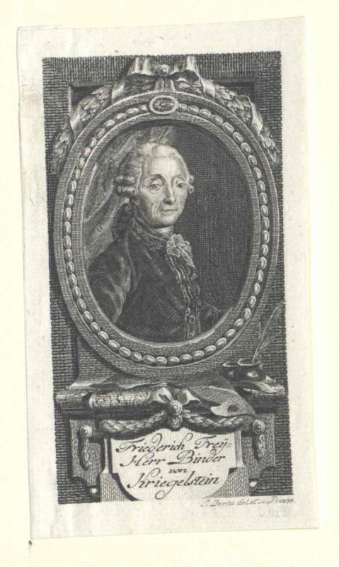 Binder von Krieglstein, Friedrich Freiherr