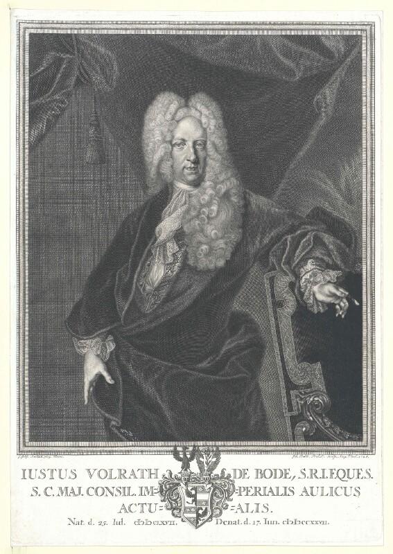 Bode, Justus Volrad von