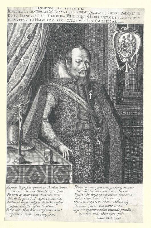 Unverzagt, Johann Christoph Freiherr von