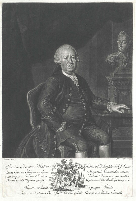 Woller-Wollersfeld, Jakob Josef von