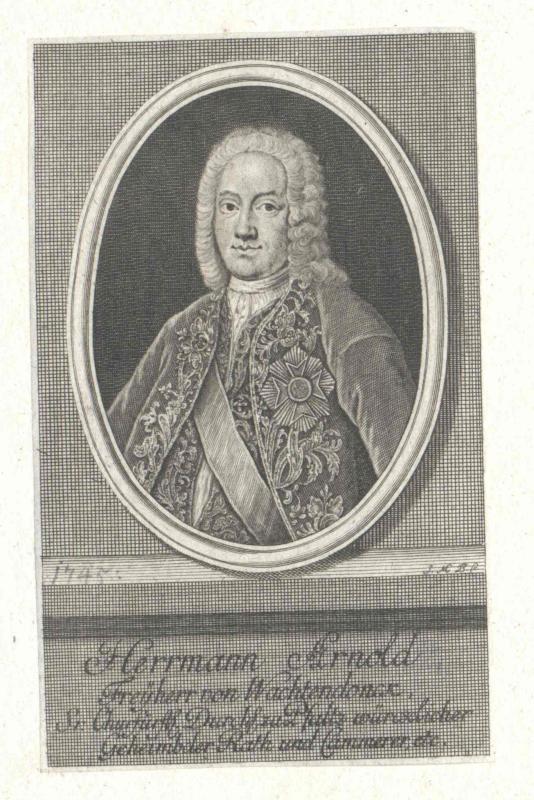 Wachtendonck, Hermann Arnold Freiherr von