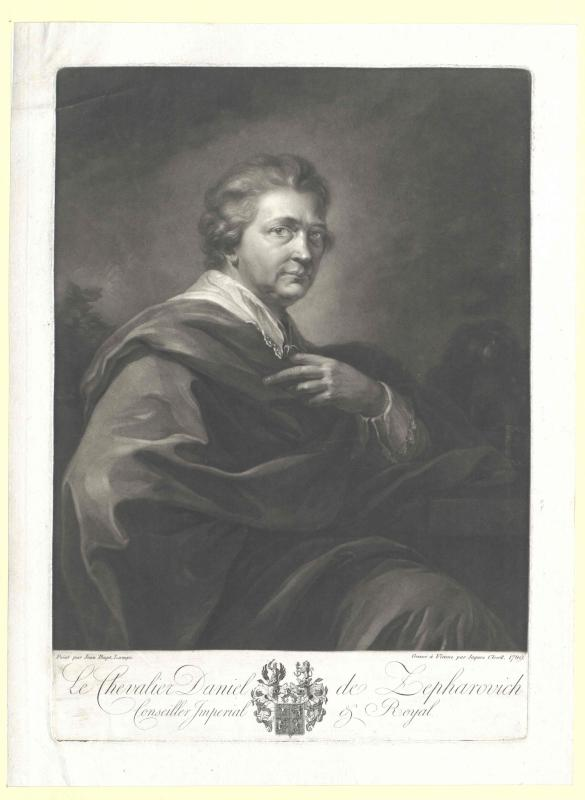 Zepharovich, Daniel Ritter von