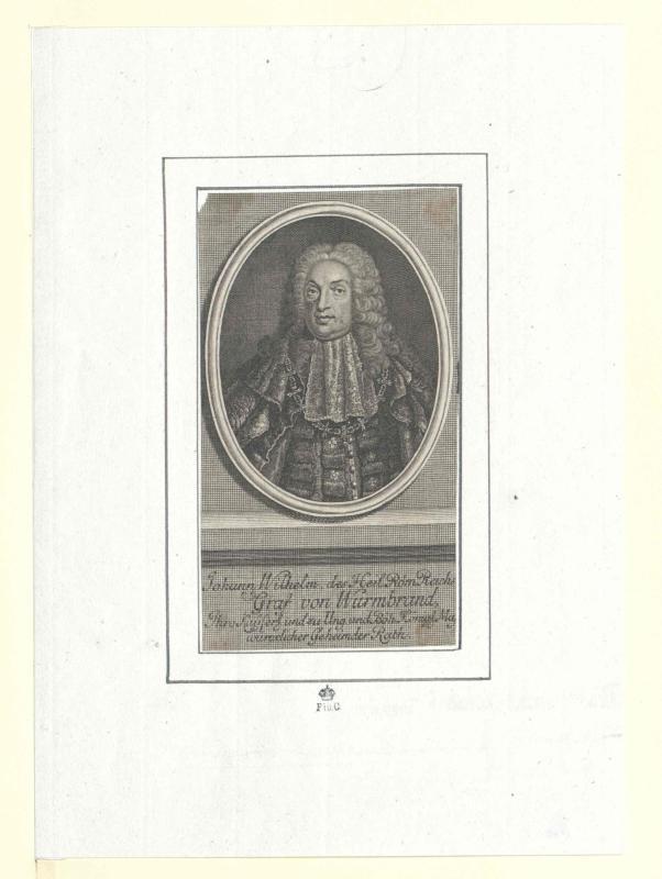 Wurmbrand-Stuppach, Johann Wilhelm Graf von