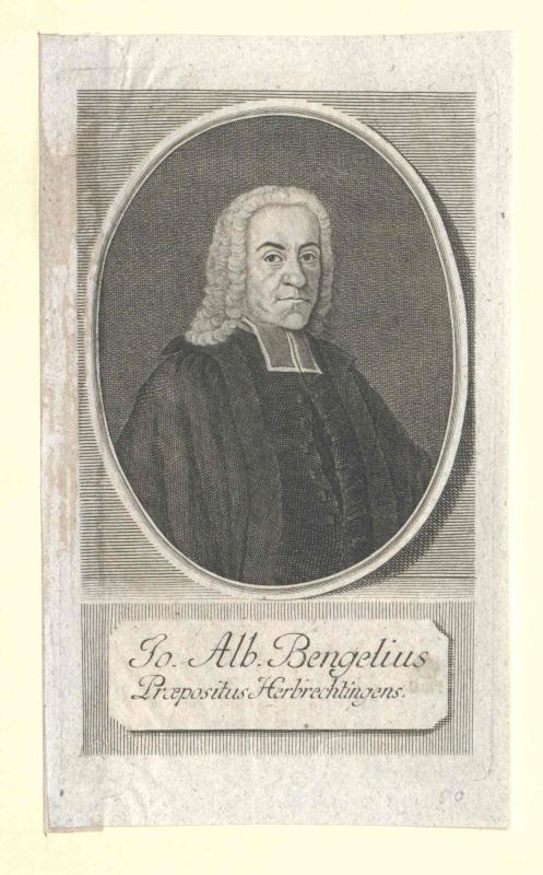 Bengel, Johann Albrecht