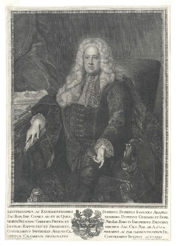 Questenberg, Johann Adam Graf von