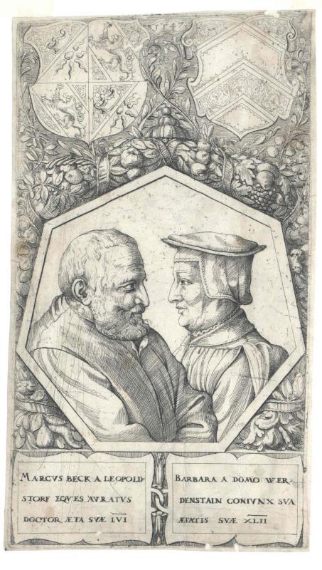 Beck von Leopoldsdorf, Markus