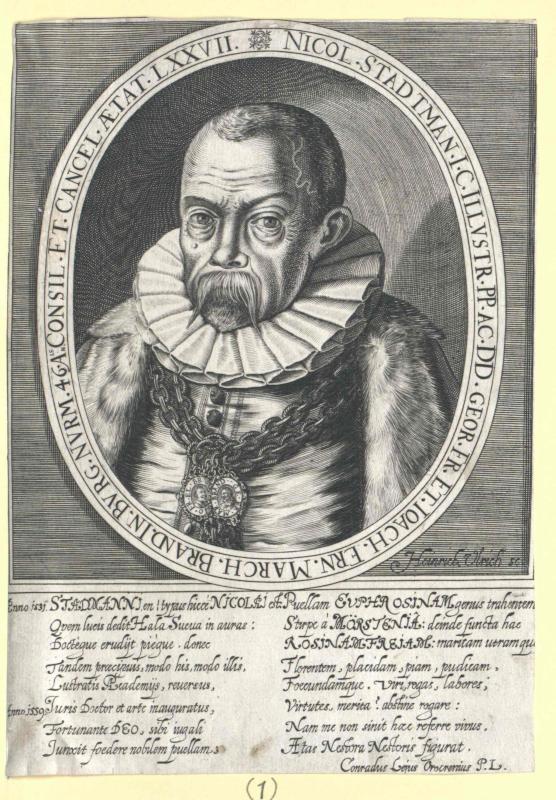 Stadtmann, Nikolaus