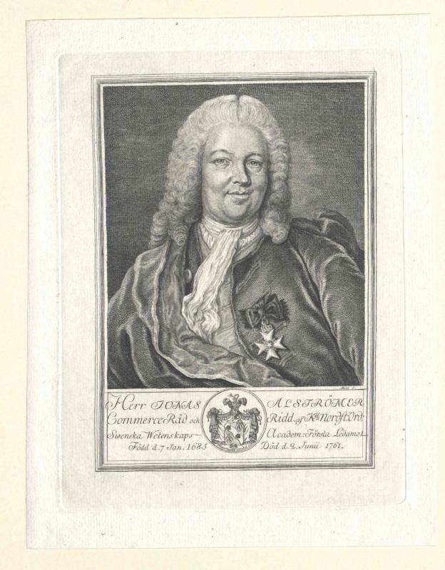 Alströmer, Jonas