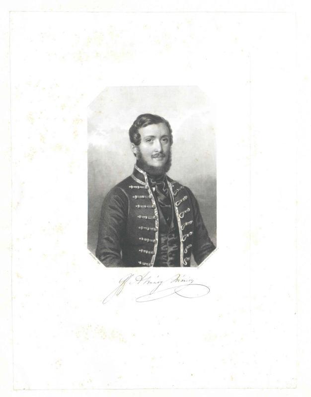Almásy, Moritz Graf