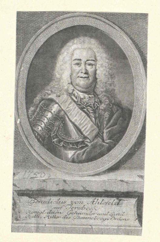 Ahlefeld, Benedikt von