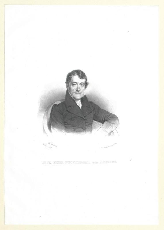 Aichen, Johann Nepomuk Freiherr von