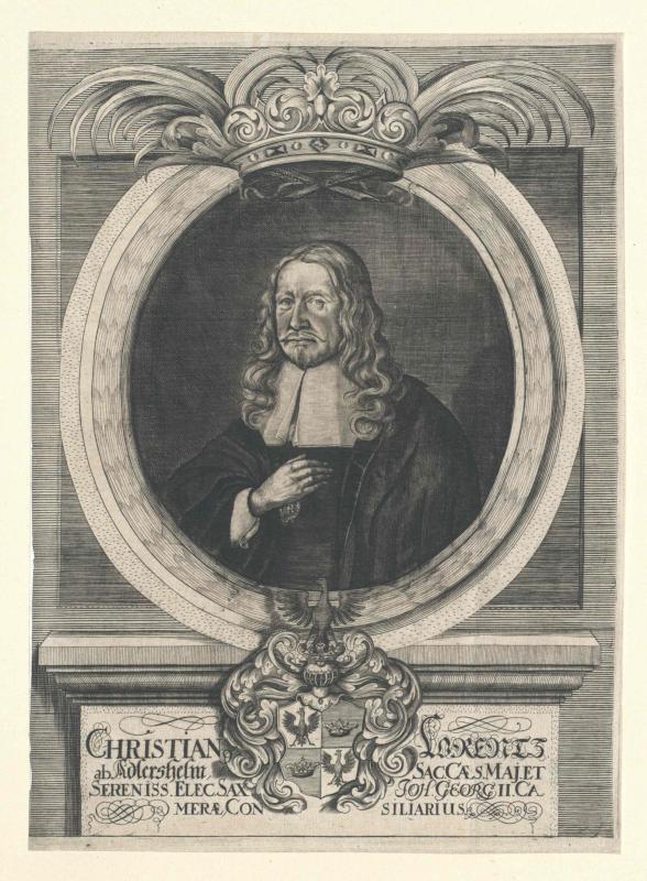 Adlershelm, Christian Lorenz