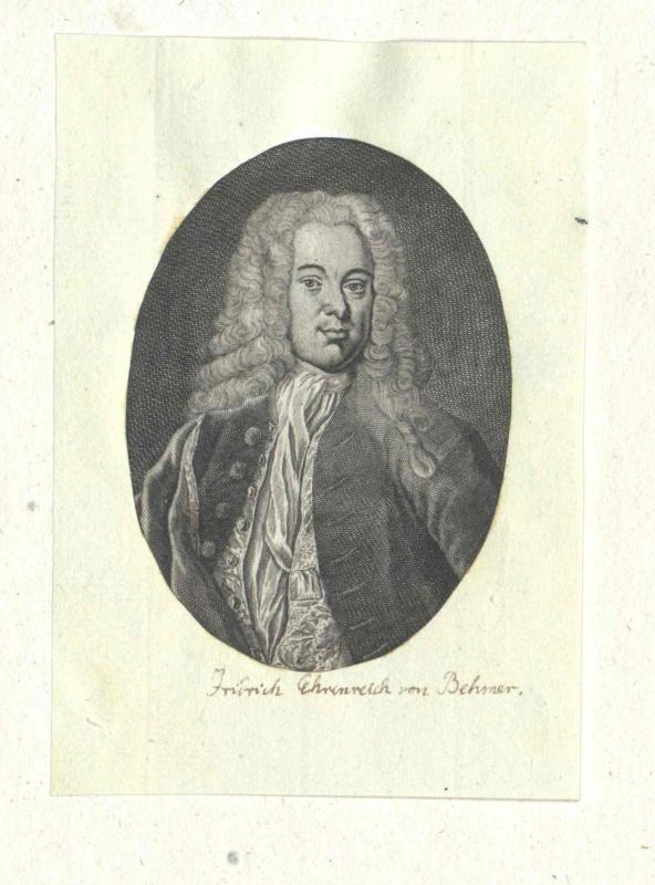 Behmer, Friedrich Ehrenreich