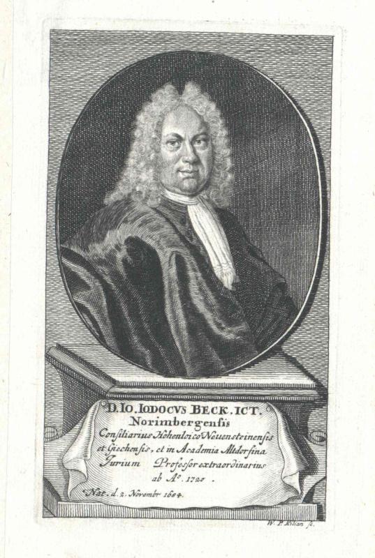 Beck, Johann Jobst