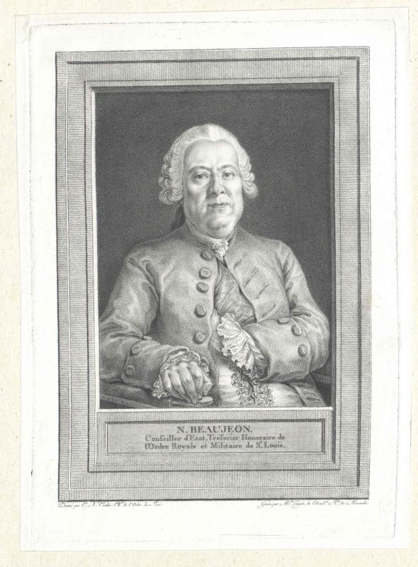 Beaujon, Nicolas