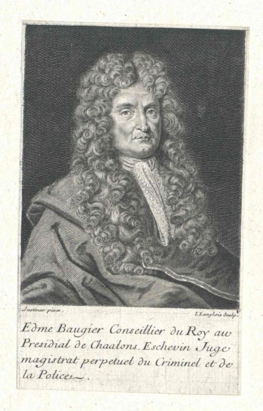 Baugier, Edme