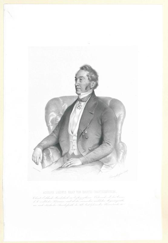 Barth-Barthenheim, Adolf Ludwig Joseph Ignaz Graf von
