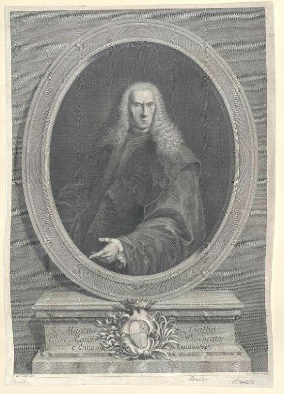 Balbo, Johann Markus