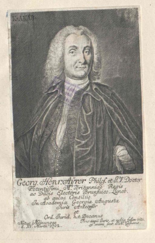 Ayrer, Georg Heinrich