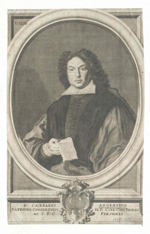 Argento, Gaetano Duca di