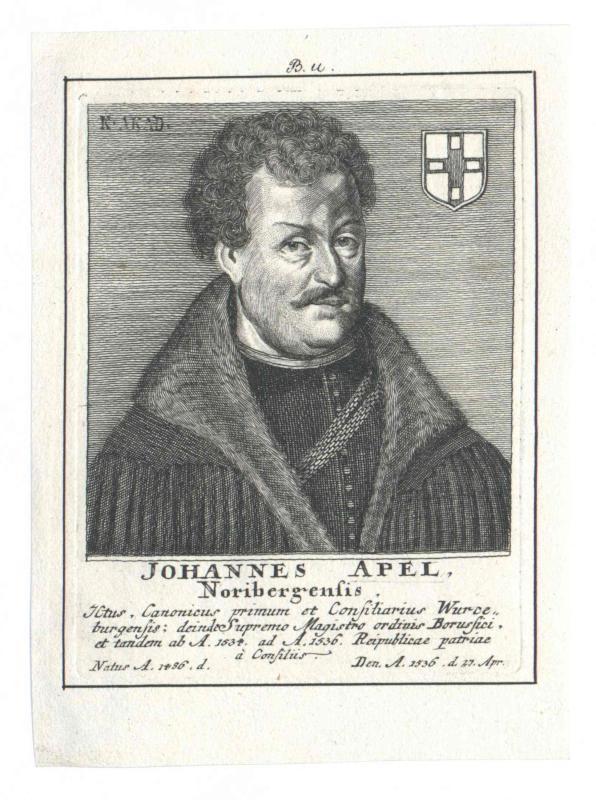 Apel, Johann