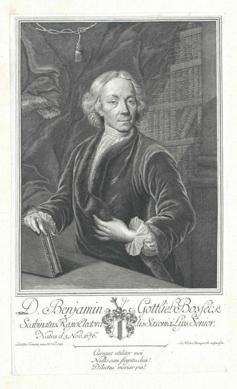 Bosseck, Benjamin Gottlieb