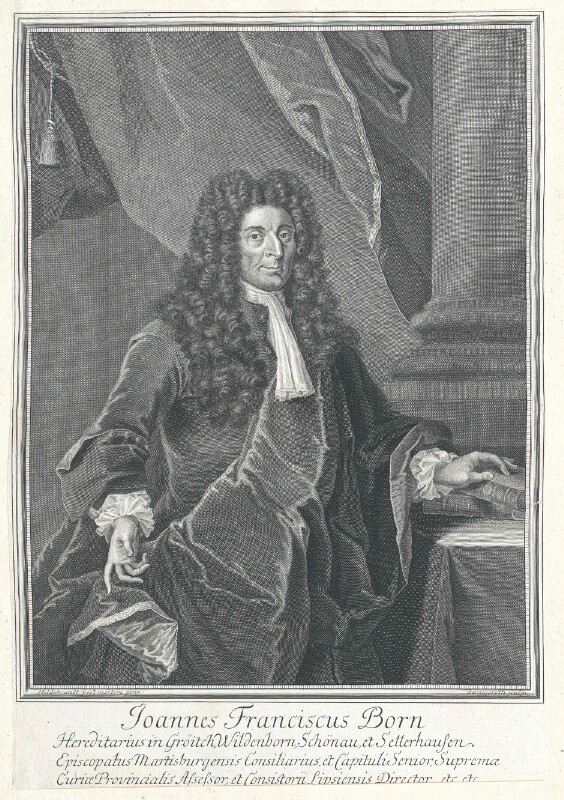 Born, Johann Franz